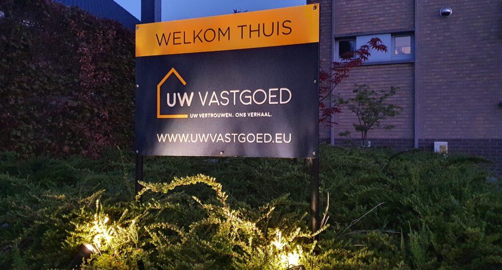 Uw Vastgoed - Welkom Thuis in Dilbeek - Paneel