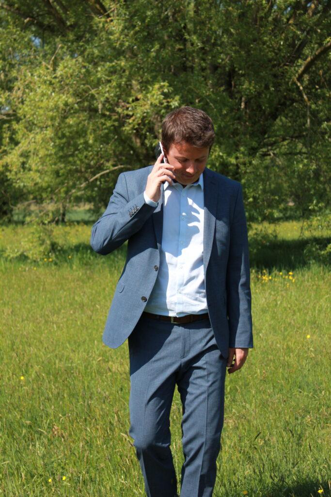 Uw vastgoed ons verhaal verkoop Dilbeek en Brussel Dennis Van Erps